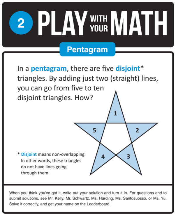 2. Pentagram