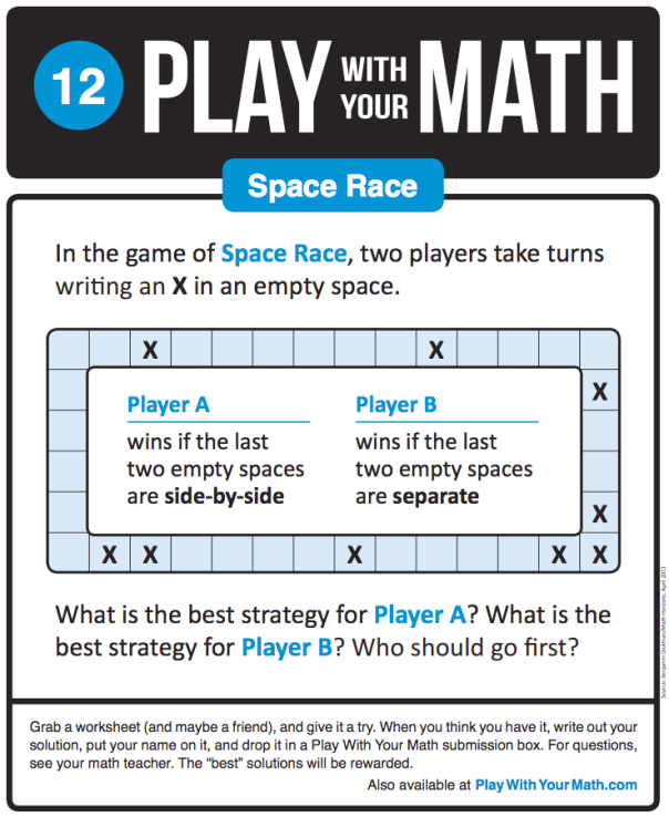 Play 12: Space Race
