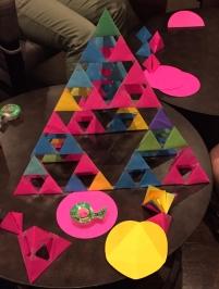 Sierpinski Tetrahedron 3