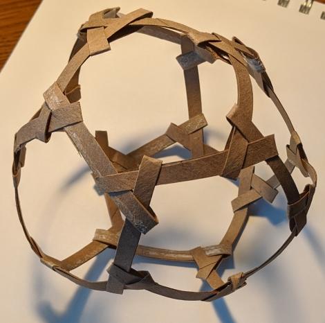 29. Paper Roll Polyhedra