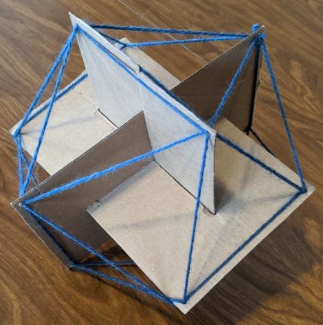 27. Golden Icosahedron