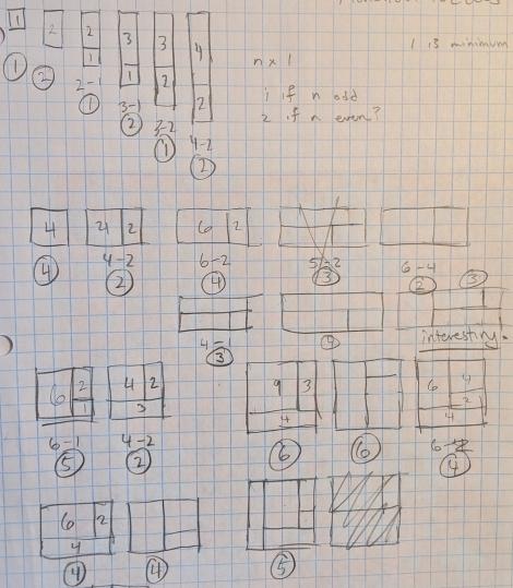 16. Mondrian Puzzles